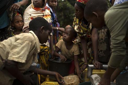 Stranded in Bangui
