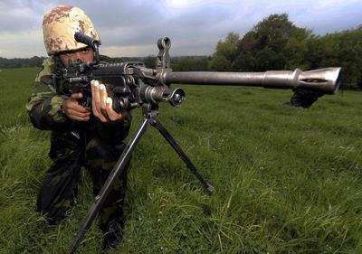 Training Libya's new army