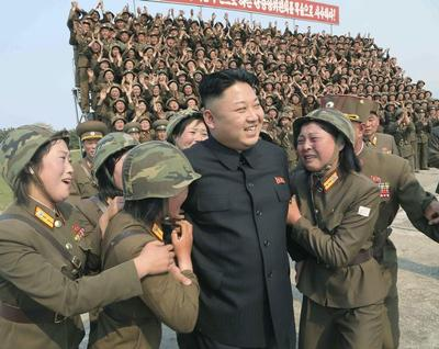 Kim Jong Un's female fans