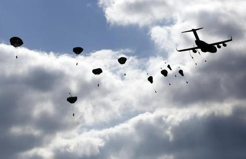 NATO-led exercises in Europe