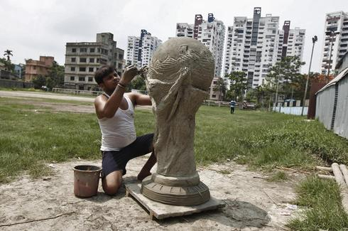 FIFA World Cup fever in India