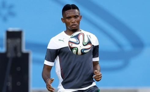 Soccer: Eto'o defends himself in open letter to Cameroon people