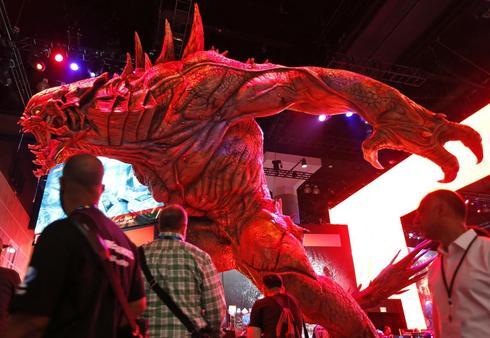 E3 gaming expo