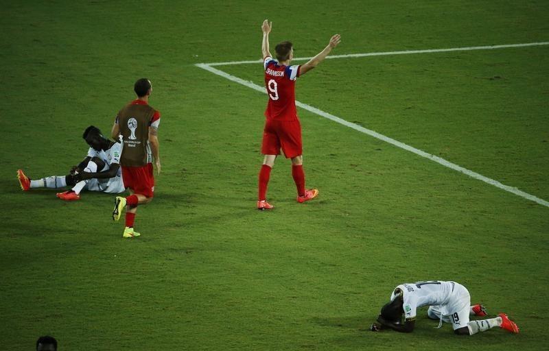 U S -Ghana World Cup soccer match sets records for ESPN