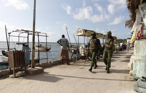 Kenyan security forces kill five coast attack suspects