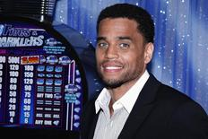 Actor Michael Ealy poses during a photocall for the film 'Think Like A Man Too'  in Beverly Hills, California June 7, 2014. REUTERS/Jonathan Alcorn