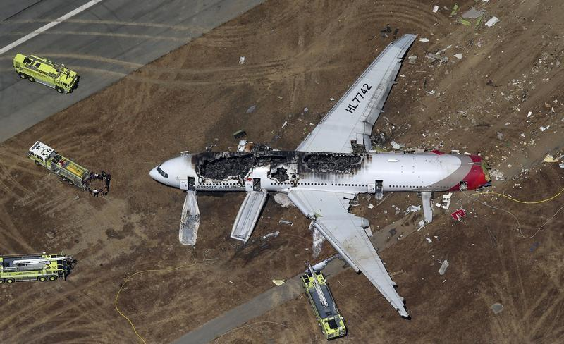 U S  investigators propose review of flight controls after