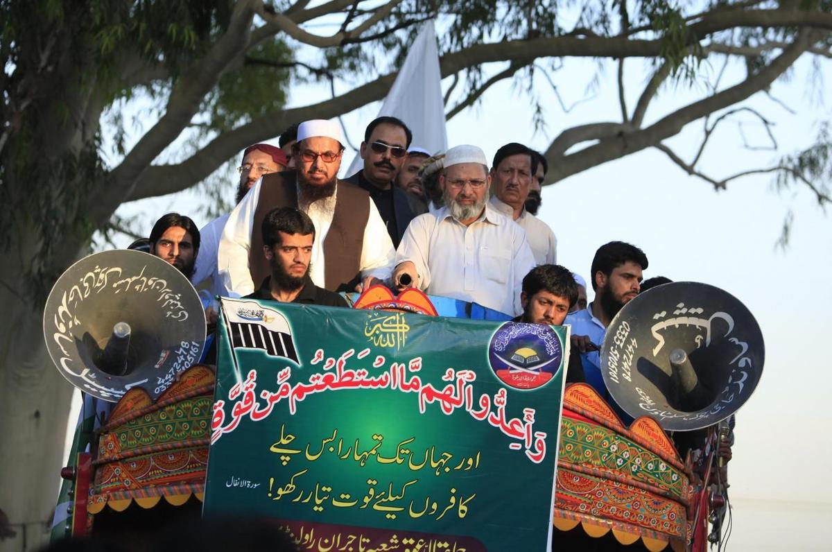 U.S. says Pakistani 'charity' front for banned militants ...