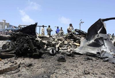 At least five killed in attacks in Somali capital