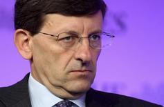 Presidente-executivo da Vodafone, Vittorio Colao. REUTERS/Ben Gurr/Pool