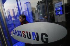 Un fournisseur chinois de Samsung Electronics, dont la collaboration avec le premier fabricant mondial de téléphones portables a été interrompue la semaine dernière par le groupe coréen en raison de suspicions de travail d'enfants, a vu sa production suspendue pour une durée indéterminée. /Photo d'archives/REUTERS/Kim Hong-Ji (