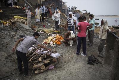 Waiting to die in Varanasi