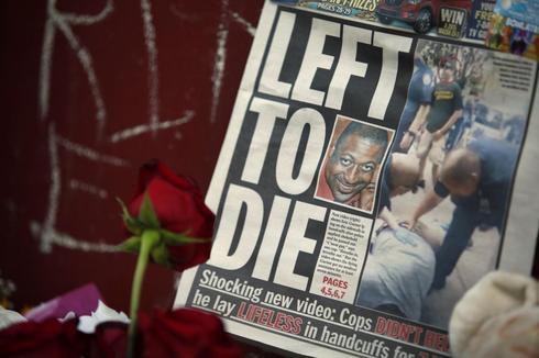 Eric Garner mourned
