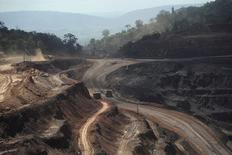 Mina de minério de ferro da Vale na região de Carajás, no Pará. 29/5/2012.  REUTERS/Lunae Parracho