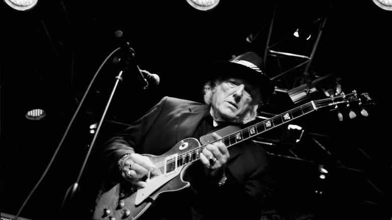 Rock guitarist Dick Wagner is shown performing at Callahan's Music Hall in Auburn Hill, Michigan in this May 28, 2013 handout picture.  REUTERS/Jon Gillies/Iron Street Studio/Handout via Reuters