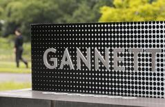 Gannett Co Inc, l'éditeur de USA Today, a annoncé mardi qu'il allait racheter les 73% qu'il ne détient pas encore dans le site internet Cars.com pour environ 1,8 milliard de dollars (1,35 milliard d'euros) en numéraire. /Photo d'archives/REUTERS/Larry Downing