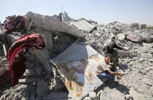 Gaza ceasefire holds on second day, extension talks under way