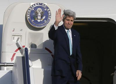 Kerry says constructive relations with China needed for regional stability