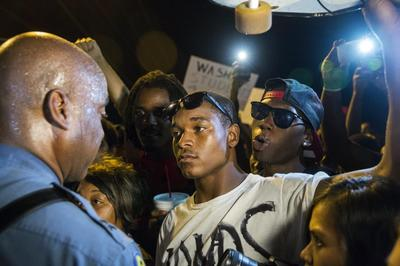 Protests over Missouri teen's death