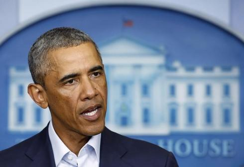 Obama urges Iraqis to unite because 'the wolf's at the door'