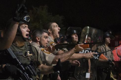Fury in Ferguson