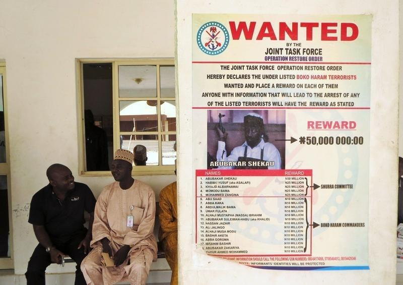 Boko Haram leader says ruling Nigerian town by Islamic law