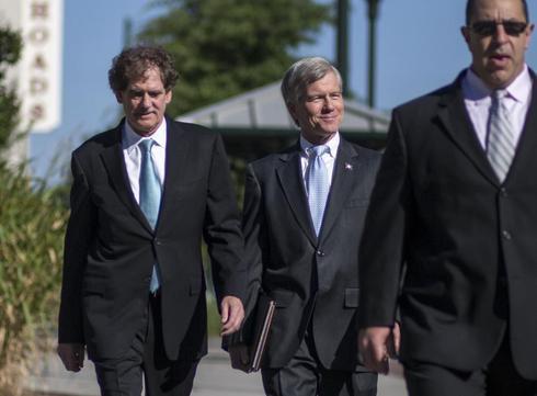 Defense rests in former Virginia governor's corruption trial