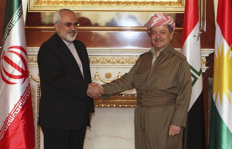 Iran supplied weapons to Iraqi Kurds; Baghdad bomb...