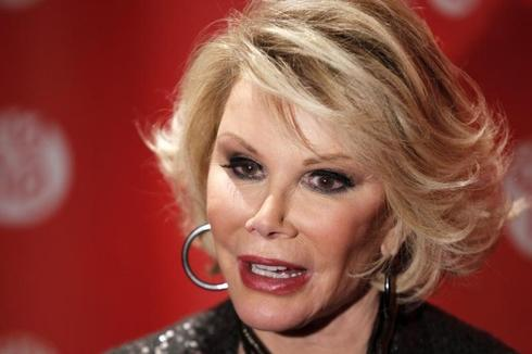 Family of seriously ill Joan Rivers 'keeping fingers crossed': daughter