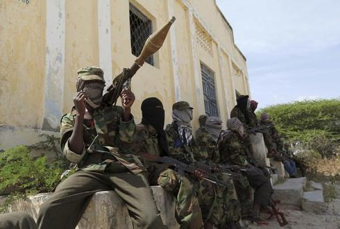 U.S. strikes Somali militant camp in bid to kill al Shabaab leader