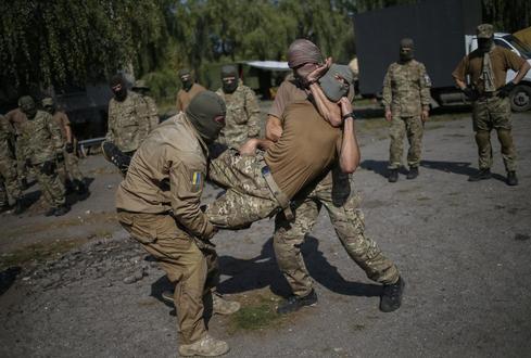 Ukraine's special forces