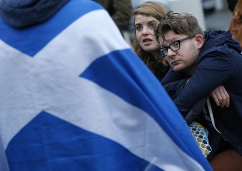Scotland votes to stay