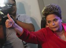Presidente Dilma Rousseff. REUTERS/Nacho Doce