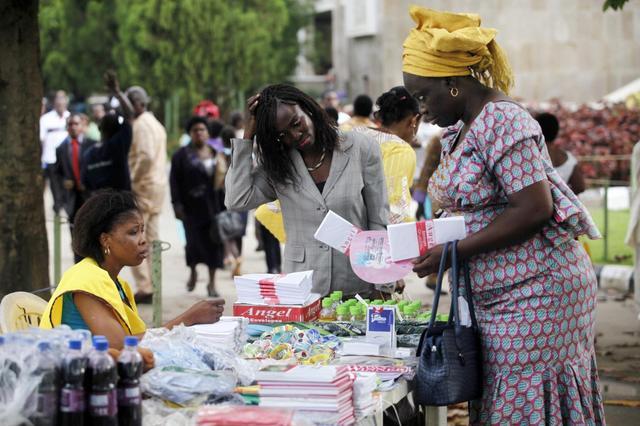 Insight - Nigeria's 'megachurches': a hidden pillar of Africa's top