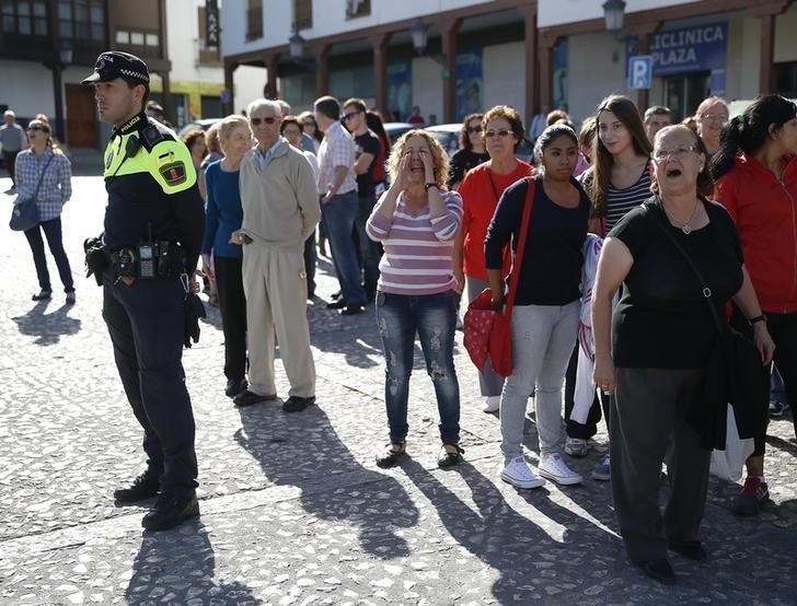 Spanish police arrest dozens in $300 million corruption case