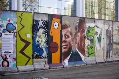 The Berlin Wall around the world