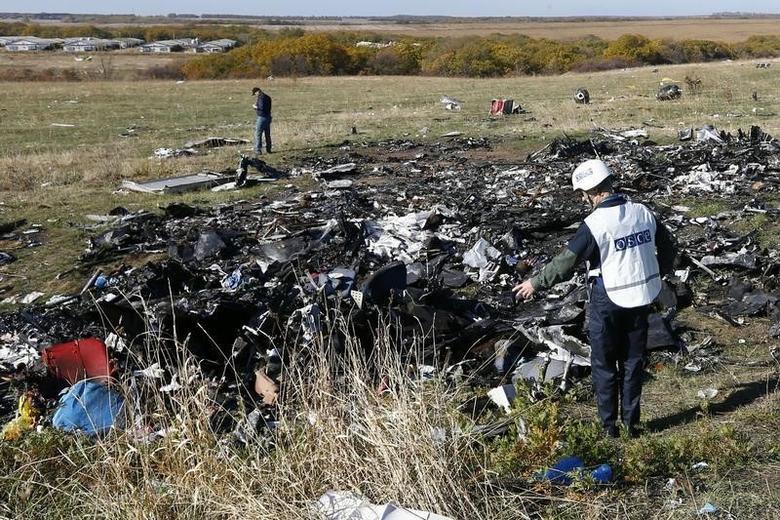 Mh 17 crash