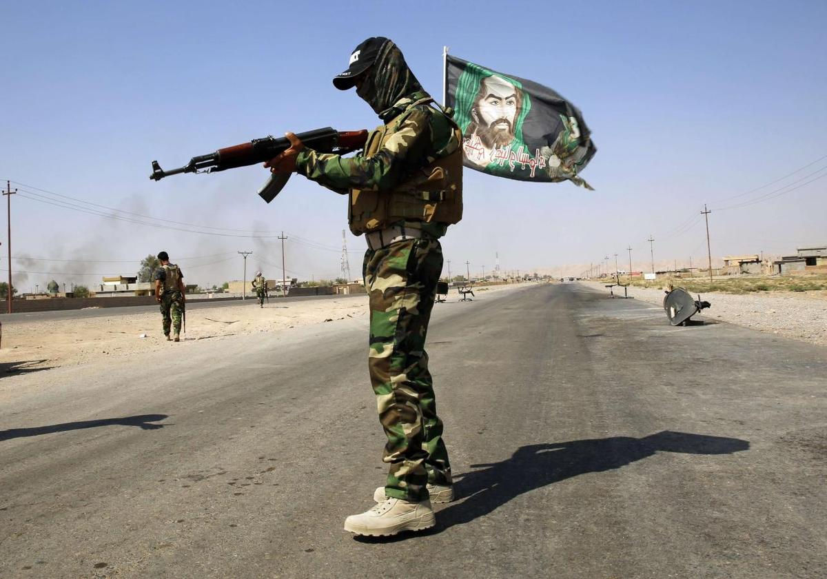 Special Report: The fighters of Iraq who answer to Iran