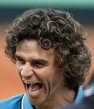 Ex-tenista Gustavo Kuerten, em foto de arquivo. 15/09/2012 REUTERS/Paulo Whitaker