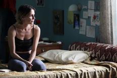 """A atriz Deborah Secco em cena do filme """"Boa Sorte"""". REUTERS/Imagem Filmes/Divulgação"""