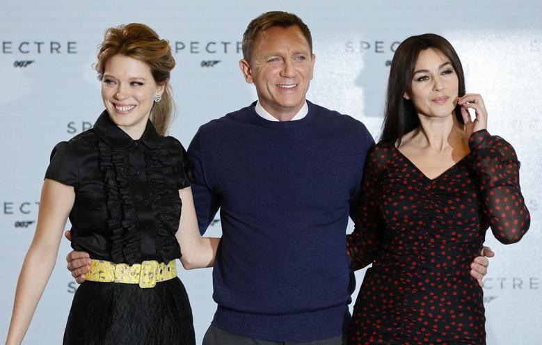 New James Bond Cast Reuters Com