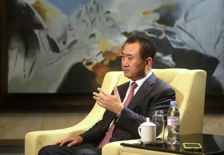 Dalian Wanda seeks up to $3 86 billion in trimmed down Hong