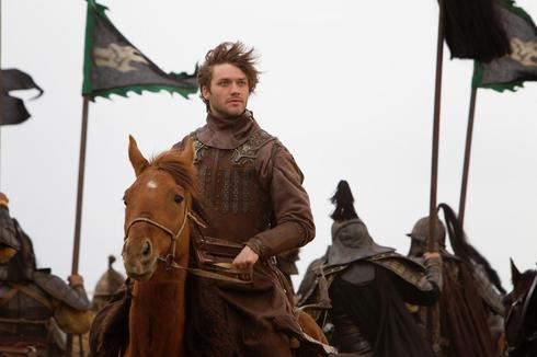 A Minute With: Lorenzo Richelmy on 'Marco Polo,' learning English