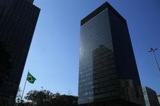 Vista geral do prédio do BNDES, no centro do Rio de Janeiro. 20/08/2014 REUTERS/Pilar Olivares