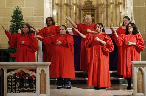 Church for the deaf