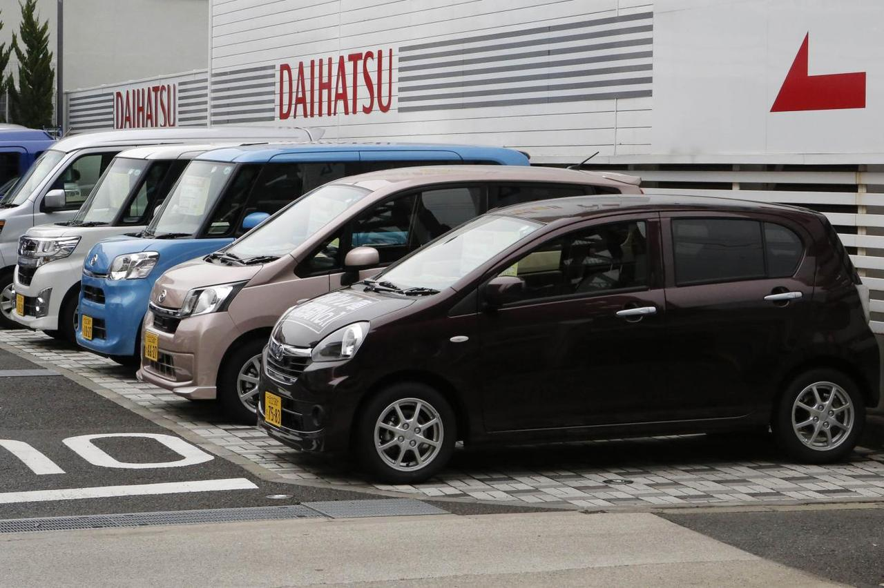 Special Report Daihatsu Dismantling Toyota Way As Market Changes