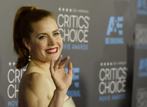 Critics' Choice Awards red carpet
