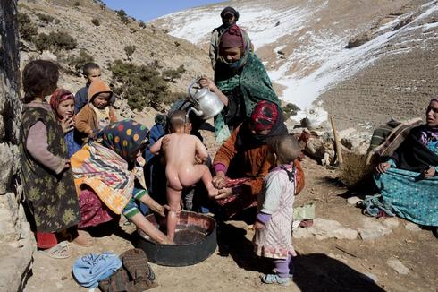 Life in the Atlas mountains