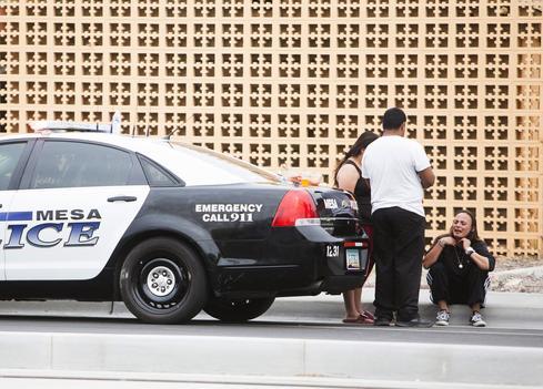 Shooting spree in Arizona