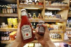 Produtos da Heinz vistos em um mercado em Seul.  31/08/2015   REUTERS/Kim Hong-Ji